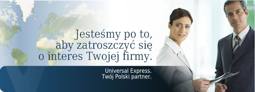 Polish business partner - Universal Express
